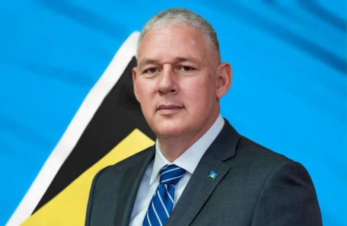 St. Lucian Prime Minister